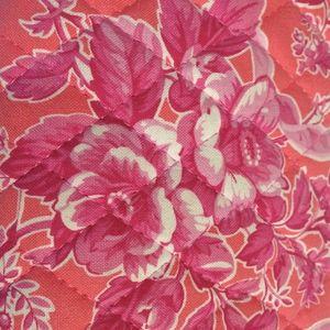 Vera bradley bags pink roses on coral orange small bag poshmark vera bradley bags vera bradley pink roses on coral orange small bag mightylinksfo